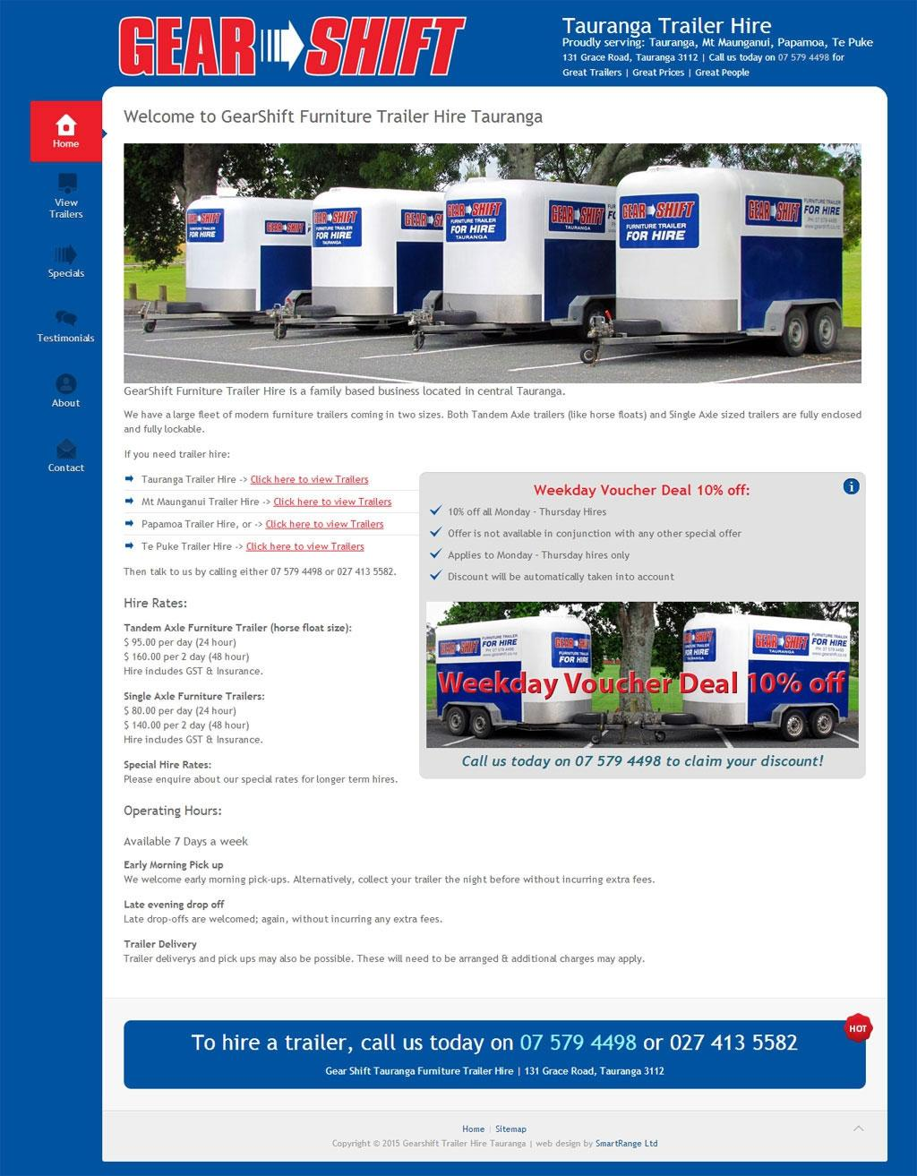 GearShift Trailer Hire