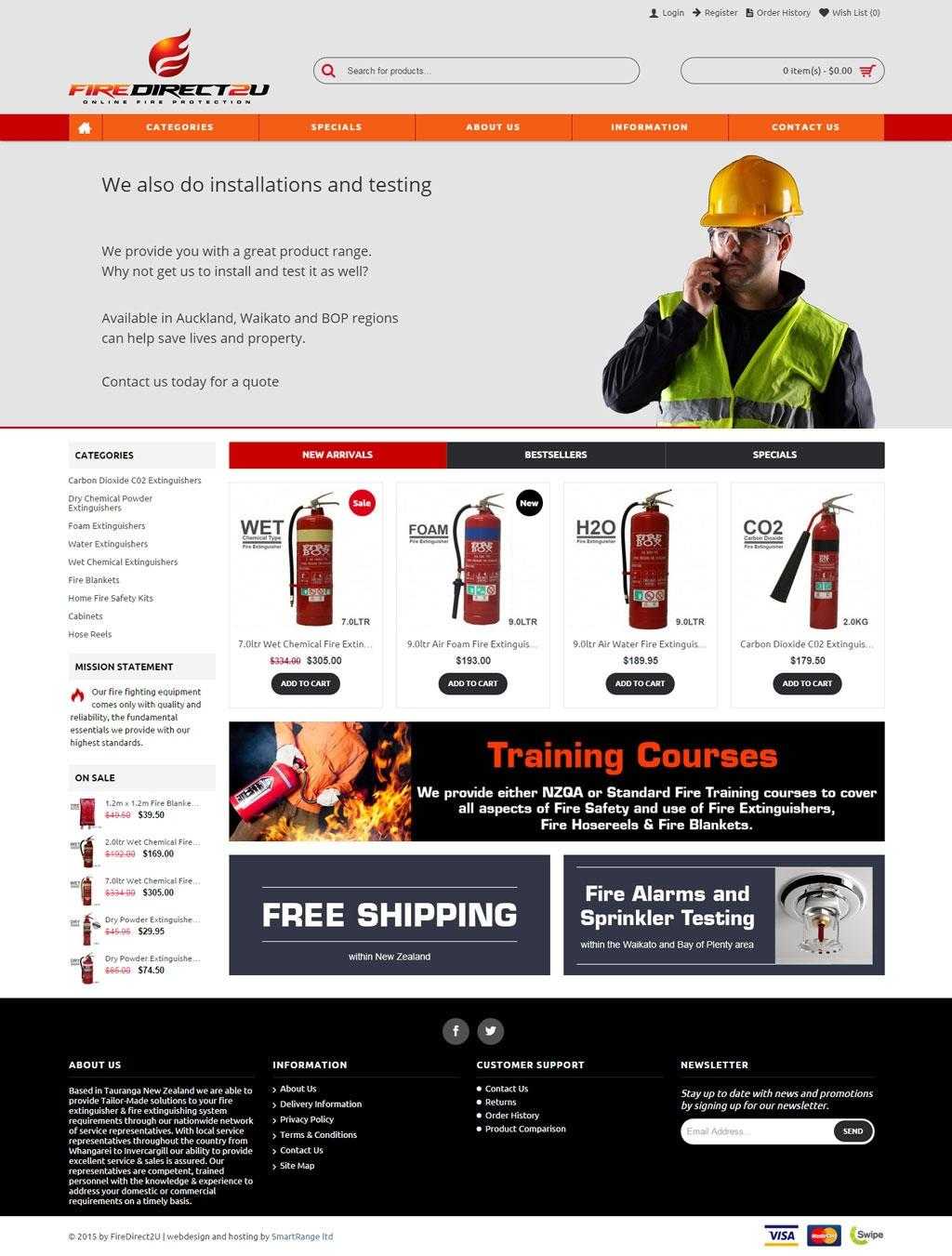 Firequip2U - Online Fire Protection